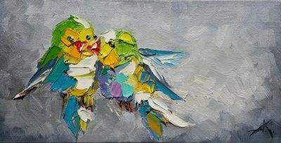 Картина «Маленькая любовь»