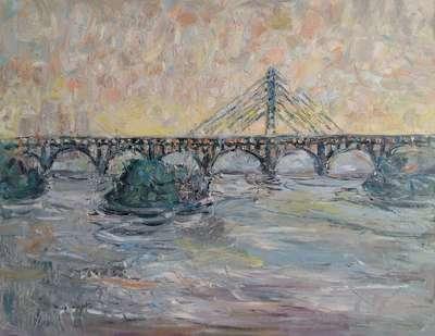 Картина «Мост 1»