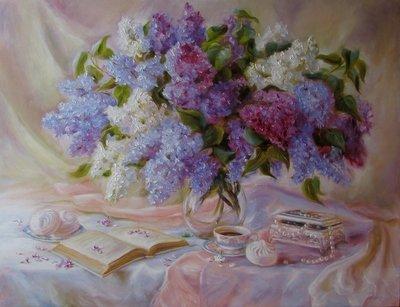 Картина «Наедине с весной»