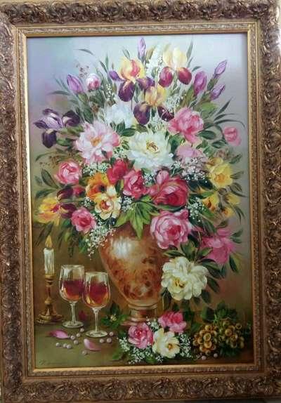 Картина «Натюрморт в голландском стиле» 4