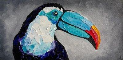 Картина «Тукан»