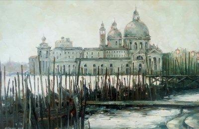 Картина «Венеция» 5