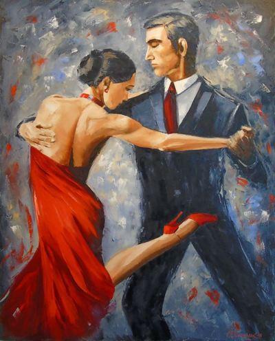 Картина «Аргентинское танго»
