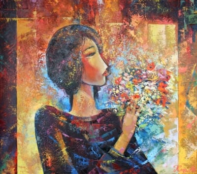 Картина « Аромат »