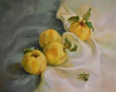 Картина натюрморт «Гостинец из Грузии» купить живопись для современных интерьеров Украина