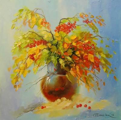 Картина «Осенний букет» 2