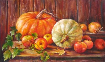 Картина «Осенний натюрморт»