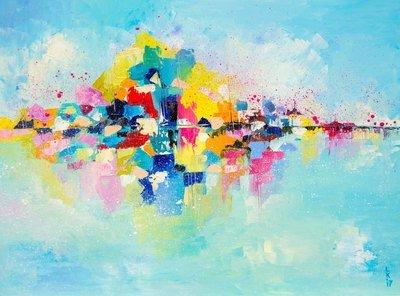 Картина «Остров счастья»