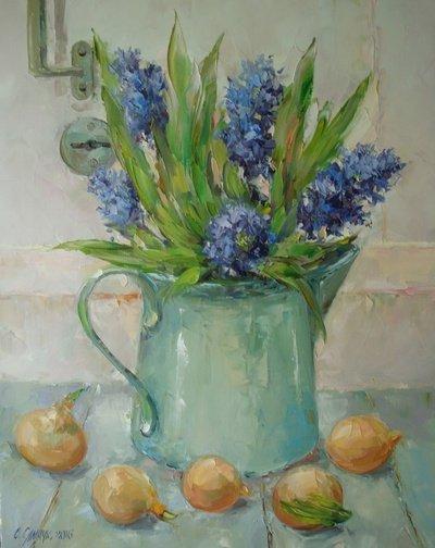 Картина цветы «Прованс»