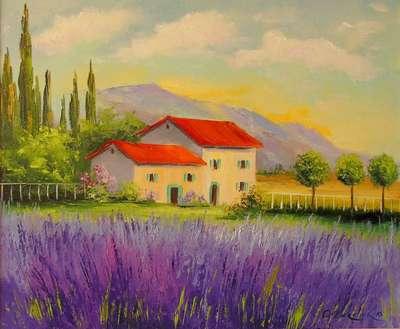 Картина «Прованс»