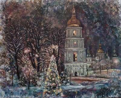 Картина «Рождество»
