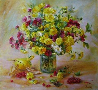 Картина «Трепетная осень»
