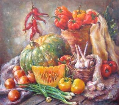 Картина «Украинский натюрморт»