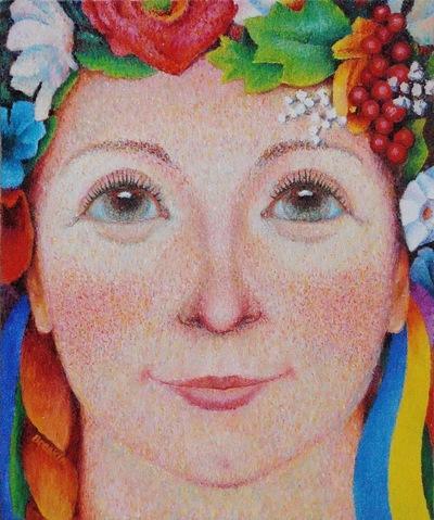 Картина «Улыбка» 2