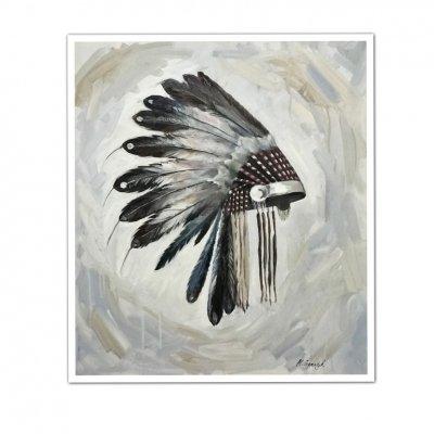 Картина «Венец из перьев»