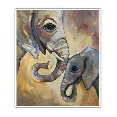 Картина «Забота»
