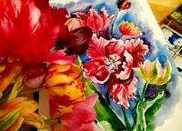 Картина «Запах весны»