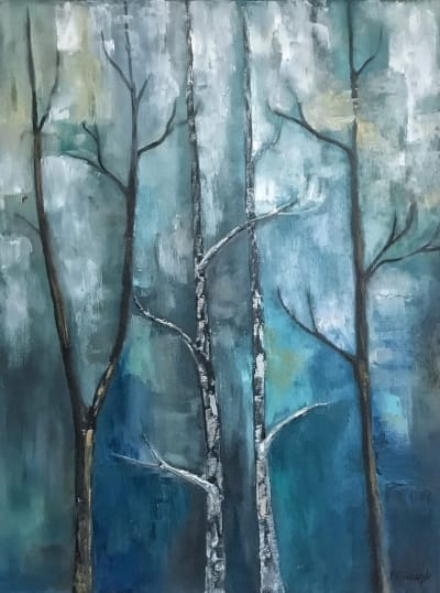 Картина «Зима» 2